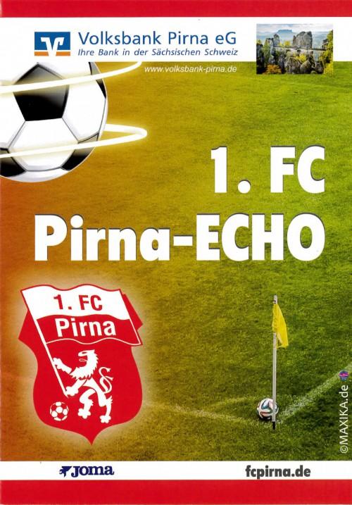 """Es geht wieder los... """"Pirna-ECHO"""" - Ausgabe 05.09.2020 ist online"""