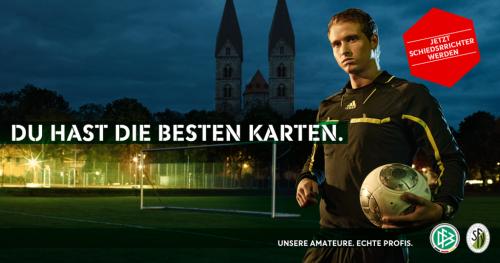 Jetzt Schiedsrichter beim 1.FC Pirna werden...
